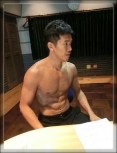 武井壮 筋肉